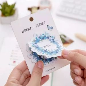 3 for $15 Wreath Sticky Notes